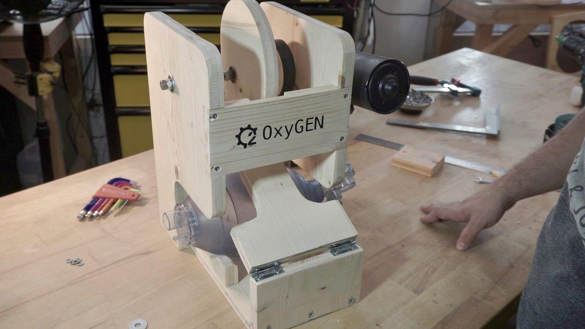 Respirador OxyGen