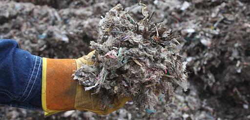 residuos textiles